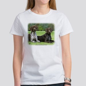 German Shorthaired Pointer 9J37D-09 Women's T-Shir